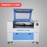 Автомат для резки гравировки лазера европейской одежды высокого качества деревянной акриловый