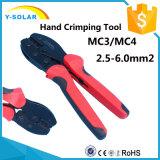 Рука Mc3/Mc4 гофрируя Spliers для панели солнечных батарей PV Cables-2.5-6.0mm2 Mc4-Pliers1