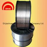 最もよい品質99.995%純粋な亜鉛熱スプレーワイヤー