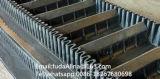 Nastro trasportatore all'ingrosso del muro laterale del mercato della Cina con i morsetti