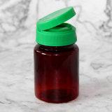 bouteilles de l'animal familier 70g pour l'empaquetage en plastique de médecine de soins de santé