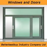 Окно самого лучшего продавеца сползая стеклянное для вашего дома