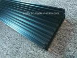 dissipatore di calore di alluminio nero/dell'alluminio anodizzato 6063t5 dell'espulsione
