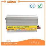 Suoer 800W 12V изменения синусоиды инвертирующий усилитель мощности (ПДД-800A)