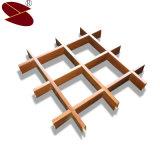 ISO 75*75mm аттестует потолок решетки самого лучшего оптового вебсайт алюминиевый