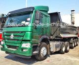 CIMC pour le Tri-Essieu du camion lourd 25cbm du Vietnam inclinant le dumper de remorque