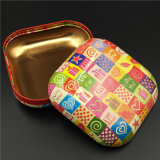 Gift Tinplate Can; Bread Metal Box; Pão de estanho (S001-V11)