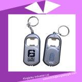 Подгонянный Keyring/Keychain СИД светлый для выдвиженческого (KLK-002)