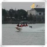 16FTのジェット機のスキーボート