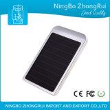 2600 mAh Carregador de painel de bateria solar Banco de energia solar portátil para celular 2600mAh