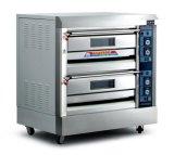 Forno elettrico industriale commerciale della pizza del pane nel prezzo di fabbrica