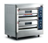Pão elétrica industrial comercial forno de pizza no preço de fábrica