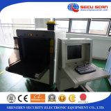 Gepäck- und Paketinspektion Fertigung des Botschaftgebrauch x-Strahl Gepäck-Scanners AT6550