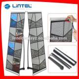 Feria Folleto aluminio Soporte Soporte de pantalla (LT-05A)
