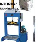 De verticale Enige Rubber Hydraulische Scherpe Machine Cutter/Xq-800 van het Blad (CE&ISO9001)