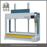 Máquina de prensagem a frio de prancha de porta, Máquina de impressão de frio Equipamento especial