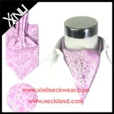 Mens Fashion Tecidos Jacquard 100% Cravat seda
