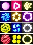 60W PFEILER LED bewegliches Hauptlicht mit 11 Gobos