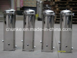 Industrieller Edelstahl-steriler 0.1 Mikron-Wasser-Filter