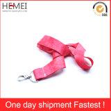 Lanyard de cinta de impresión personalizado cinta tejida