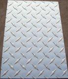 AntislipPlaat Vijf van het aluminium Staaf voor Vloer