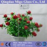 Greenhouse 4mm verre de sécurité trempé Horticultural