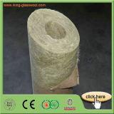 Manta incombustible/Boanr/tubos de las lanas de roca del funcionamiento superior