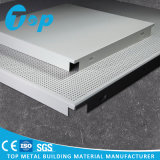 Clip acústico del estallido de Foshan en el panel para el sistema del techo de Suspened