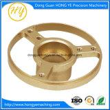 Peça fazendo à máquina personalizada do torno da precisão do CNC para a automatização, peças do CNC
