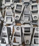 Aluminium de moulage au sable avec la machine à emballer