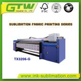 Принтер Inkjet Больш-Формы Oric Tx3206-G с 6 печатающая головка Gen5