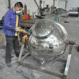 Contactor multifunção de cozinha de aço inoxidável com camisa de cozinha / Iva jarro misturador com potenciômetro