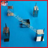Metal que carimba o dissipador de calor de alumínio usado para o adaptador da potência (HS-AH-007)