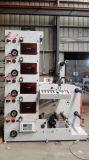 Máquina de troquelado rotativo con estampación en caliente