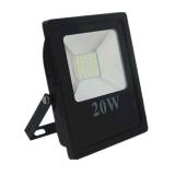 20W는 백색 플러드 빛을 냉각한다