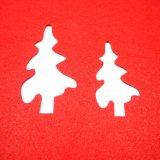 3mm u. 5mm Filz Placemat für Weihnachtstischplatte