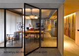 Büro-Glaspartition-schalldichte Aluminiumrahmen-Trennwände