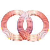 Kupferne Pfannkuchen-Ring-Gefäße für Abkühlung, Luft-Zustand, Pfannkuchen-Ring-Serie