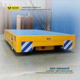 Veicolo di trattamento elettrico del carrello ferroviario di trasferimento della tagliatrice su cemento