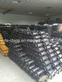 Rolo da trilha das peças sobresselentes da estrutura da máquina escavadora para Doosan Dh220
