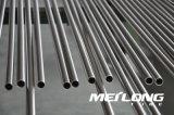 Aislante de tubo inconsútil del instrumento del acero inoxidable de la precisión TP304