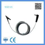 Xangai Feilong Crocodile Clip e Yellow Plug Thermocouple