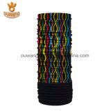 Bufanda tubular vendedora caliente del paño grueso y suave de múltiples funciones