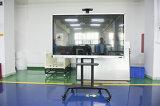 壁の台紙(標準)/持ち上がる移動式サポートタッチスクリーン