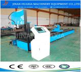 Máquina de estaca do plasma do CNC da tubulação do quadrado do fabricante/cortador profissionais