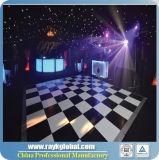 Wit en Zwart die Dance Floor voor Verkoop Dance Floor wijd voor Huwelijk wordt gebruikt