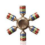 Matériaux en métal de fileur de personne remuante de jouets de roulement de qualité