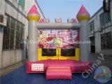 Castillo hinchable inflable de dibujos animados, Saltar la gorila, Saltar Casa