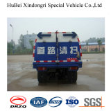 3cbm Dongfeng Compact Sweep Truck Euro 3