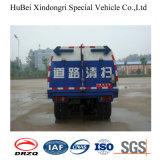 euro 3 del camion di spazzata del compatto di 3cbm Dongfeng